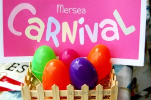 Pictures from our Eaaster Egg hunt to raise money and awareness for the Mersea Carnival Association